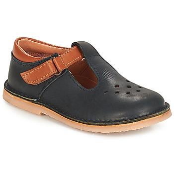 鞋子 女孩 平底鞋 André SUD OUEST 海蓝色