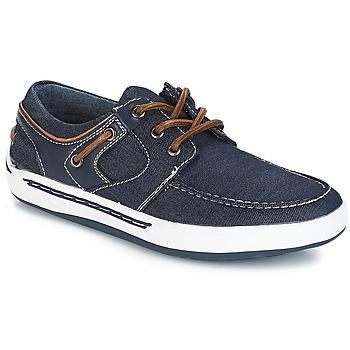 鞋子 男孩 船鞋 André MIKA 3 牛仔