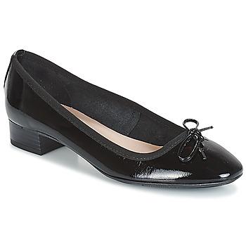 鞋子 女士 平底鞋 André PAROSA 黑色