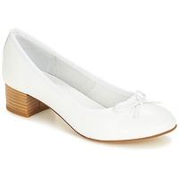 鞋子 女士 平底鞋 André POETESSE 白色