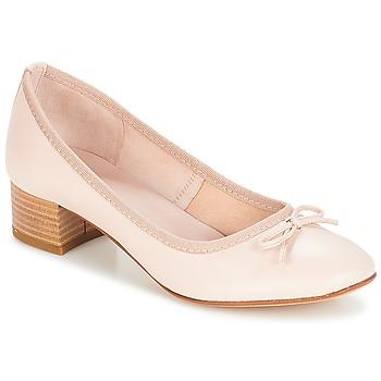 鞋子 女士 平底鞋 André POETESSE 米色