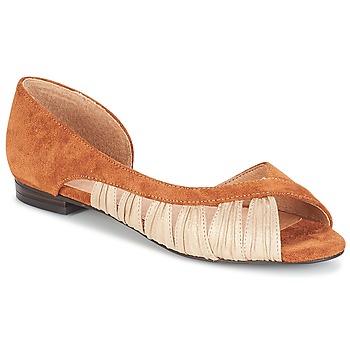 鞋子 女士 涼鞋 André PIPA 駝色