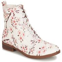 鞋子 女士 短筒靴 André PILAT 白色