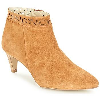 鞋子 女士 短靴 André SABLON 駝色