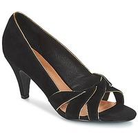 鞋子 女士 高跟鞋 André BANJO 黑色