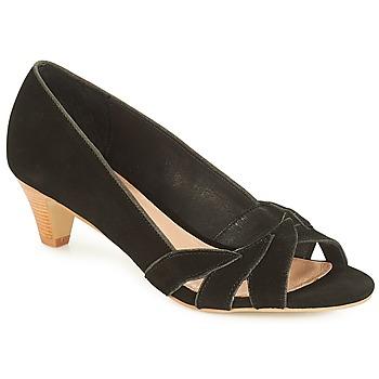 鞋子 女士 高跟鞋 André MUSIK 黑色
