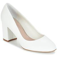 鞋子 女士 高跟鞋 André PENSIVE 白色