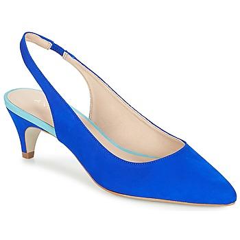 鞋子 女士 高跟鞋 André TAPANE 蓝色