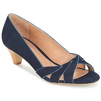 鞋子 女士 高跟鞋 André MUSIK 海蓝色