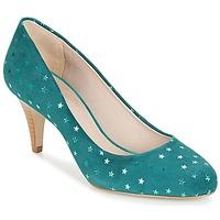 鞋子 女士 高跟鞋 André BETSY 松石綠