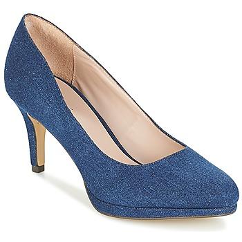 鞋子 女士 高跟鞋 André CRYSTAL 牛仔