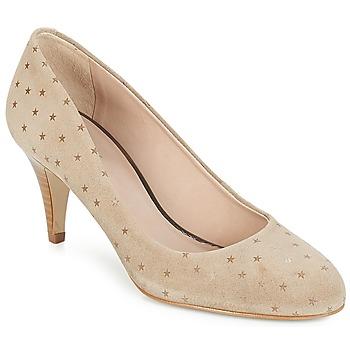 鞋子 女士 高跟鞋 André BETSY 米色