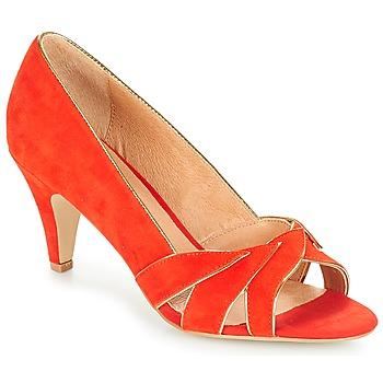 鞋子 女士 高跟鞋 André BANJO 紅色