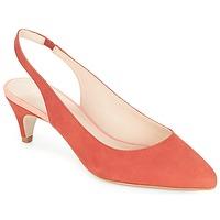 鞋子 女士 高跟鞋 André TAPANE 红色