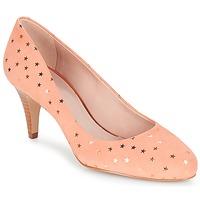 鞋子 女士 高跟鞋 André BETSY 玫瑰色