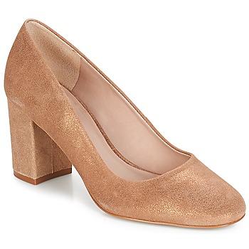 鞋子 女士 高跟鞋 André PENSIVE 古銅色