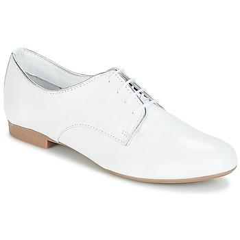 鞋子 女士 德比 André COMPERE 白色