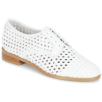 鞋子 女士 德比 André TRANSAT 白色
