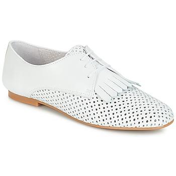鞋子 女士 德比 André DELICAT 白色