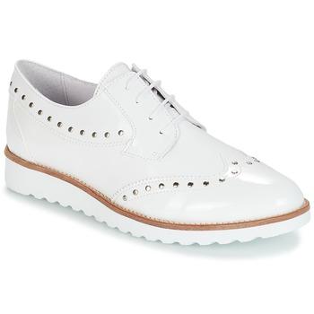 鞋子 女士 德比 André AMBROISE 白色