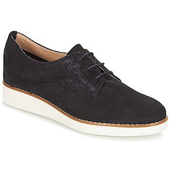 鞋子 女士 德比 André AMITIE 海蓝色