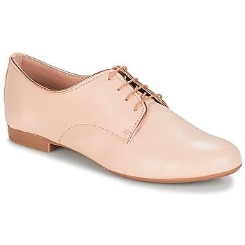 鞋子 女士 德比 André COMPERE 裸色