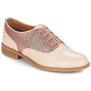 鞋子 女士 德比 André CHARLY 裸色
