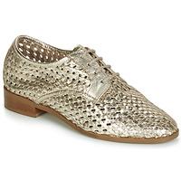 鞋子 女士 德比 André TRANSAT 金色
