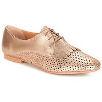 鞋子 女士 德比 André DELICAT 金色