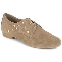 鞋子 女士 德比 André GELATA 卡其色