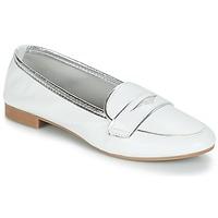鞋子 女士 皮便鞋 André CLOCHETTE 白色