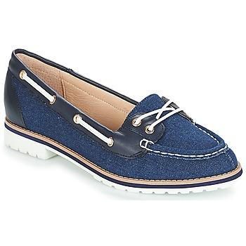 鞋子 女士 皮便鞋 André DRISSE 牛仔