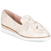 鞋子 女士 皮便鞋 André AUBEPINE 银灰色