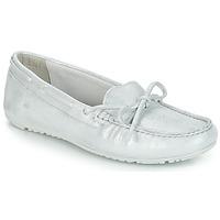 鞋子 女士 皮便鞋 André FRIDA 银色