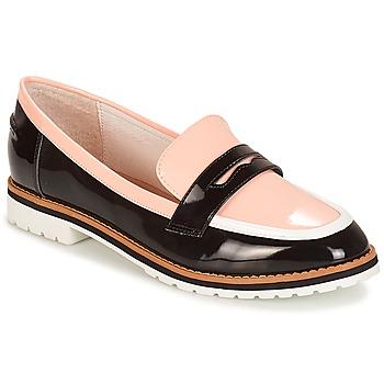 鞋子 女士 皮便鞋 André PORTLAND 玫瑰色