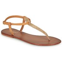 鞋子 女士 凉鞋 André GLITTER 驼色