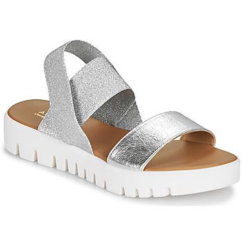 鞋子 女士 涼鞋 André EMY 銀色
