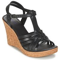 鞋子 女士 涼鞋 André FABULEUSE 黑色