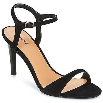 鞋子 女士 涼鞋 André SAXO 黑色