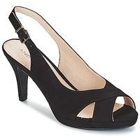 鞋子 女士 凉鞋 André EDWIGE 黑色