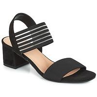 鞋子 女士 涼鞋 André CORFOU 黑色