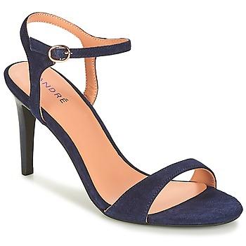 鞋子 女士 凉鞋 André SAXO 海蓝色