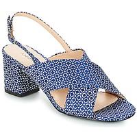 鞋子 女士 凉鞋 André LOYAUTE 蓝色