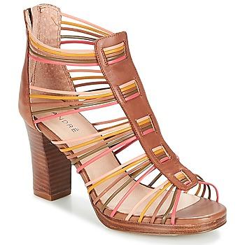 鞋子 女士 凉鞋 André MASSAYE 驼色