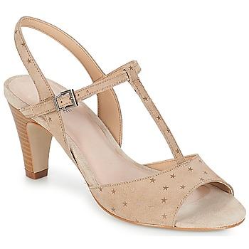 鞋子 女士 凉鞋 André BETY 米色