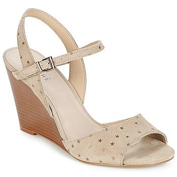 鞋子 女士 凉鞋 André BECKY 米色