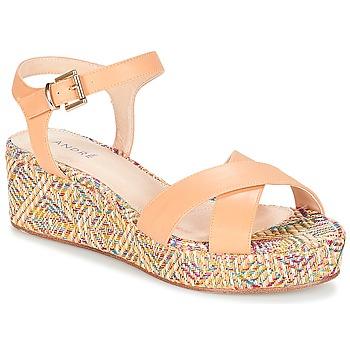 鞋子 女士 涼鞋 André KEA 淺米色