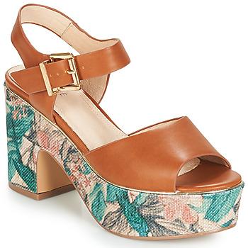 鞋子 女士 凉鞋 André ALTO 驼色