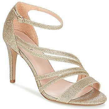 鞋子 女士 凉鞋 André FLAMINGO 金色