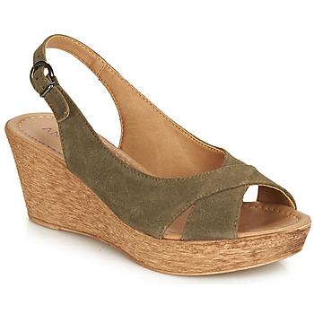 鞋子 女士 凉鞋 André DESTINY 卡其色